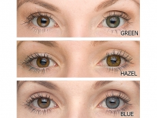 barevné kontaktní čočky TopVue Color