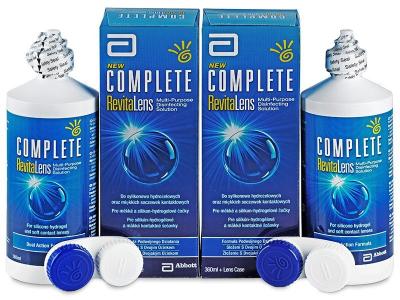 Complete RevitaLens -piilolinssineste 2x360ml