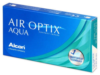 Air Optix Aqua (3 kpl)