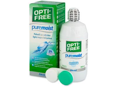 OPTI-FREE PureMoist -piilolinssineste 300ml