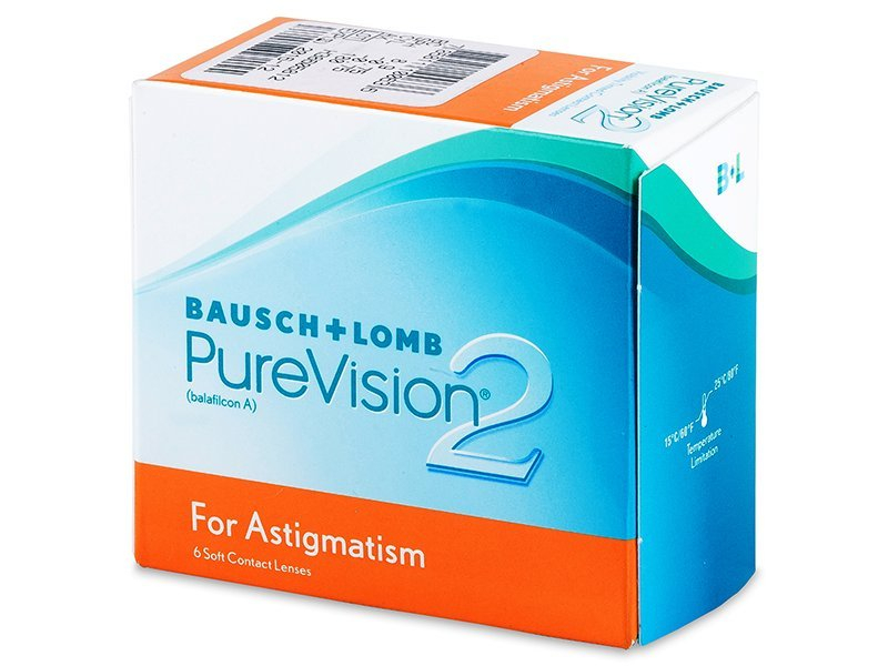 PureVision 2 for Astigmatism (6kpl)