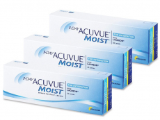 1 Day Acuvue Moist for Astigmatism (90kpl)