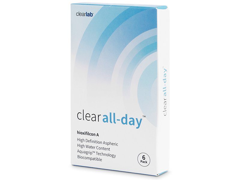 Clear All-Day (6kpl)