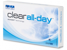 Clear All-Day (6 kpl)