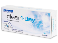 alensa.fi - Piilolinssit - Clear 1-Day