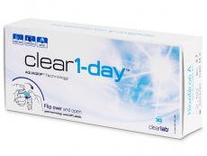Clear 1-Day (30kpl)