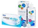 alensa.fi - Piilolinssit - Clear All-Day (6kpl)