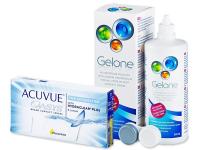Acuvue Oasys for Astigmatism (6kpl) +Gelone360ml