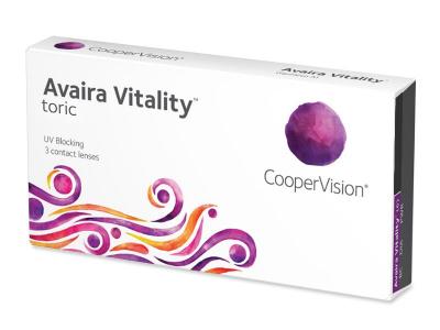 Avaira Vitality Toric (3 kpl)