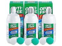 alensa.fi - Piilolinssit - OPTI-FREE Express -piilolinssineste 3x355ml
