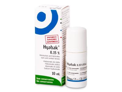 Hyabak Silmätipat 10 ml