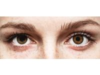 Ruskeat piilolinssit - Air Optix (2kpl)
