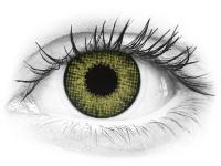 Jalokivi Vihreät piilolinssit - tehoilla - Air Optix (2kpl)