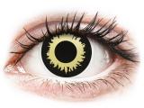 alensa.fi - Piilolinssit - Keltaiset Eclipse piilolinssit - ColourVue Crazy