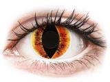alensa.fi - Piilolinssit - Oranssit Sauron piilolinssit - ColourVue Crazy