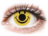 alensa.fi - Piilolinssit - Keltaiset Smiley piilolinssit - ColourVue Crazy