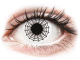 alensa.fi - Piilolinssit - Mustavalkoiset Spider linssit - ColourVue Crazy