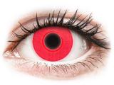 alensa.fi - Piilolinssit - Punaiset Glow piilolinssit - ColourVue Crazy