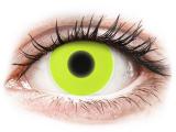 alensa.fi - Piilolinssit - Keltaiset Glow piilolinssit - ColourVue Crazy