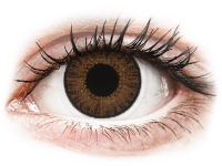 alensa.fi - Piilolinssit - Ruskeat piilolinssit - TopVue Color