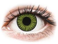 alensa.fi - Piilolinssit - Kirkkaan Vihreät piilolinssit - TopVue Color