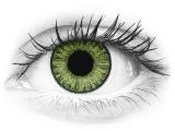 Kirkkaan Vihreät piilolinssit - TopVue Color (10kpl)
