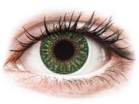 alensa.fi - Piilolinssit - Vihreät piilolinssit - tehoilla - TopVue Color