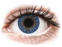 alensa.fi - Piilolinssit - Siniset True Sapphire piilolinssit - tehoilla - TopVue Color