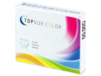 Ruskeat piilolinssit - TopVue Color (2 kpl)
