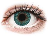 alensa.fi - Piilolinssit - TopVue Color - Turquoise - plano