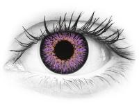 Violetit Glamour piilolinssit - ColourVue (2kpl)