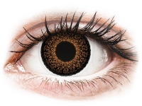alensa.fi - Piilolinssit - Ruskeat Eyelush piilolinssit - ColourVue