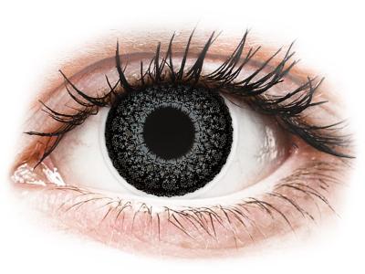 Harmaat Eyelush piilolinssit - ColourVue (2kpl)