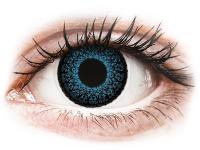 alensa.fi - Piilolinssit - Siniset Eyelush piilolinssit - tehoilla - ColourVue
