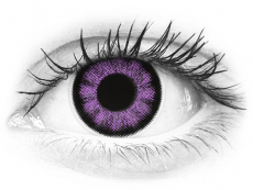 Ultra Violetit piilolinssit - ColourVUE BigEyes (2kpl)