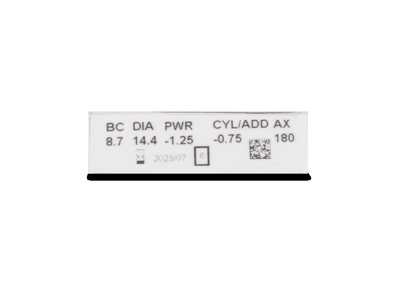 Clariti Toric (6 kpl)