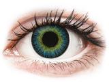 alensa.fi - Piilolinssit - Keltaiset ja Siniset Fusion linssit - ColourVue