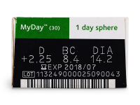 MyDay daily disposable (30 kpl)