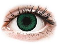 alensa.fi - Piilolinssit - Vihreät Amazon piilolinssit - SofLens Natural Colors - tehoilla