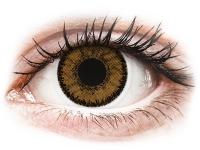 alensa.fi - Piilolinssit - Ruskeat India piilolinssit - SofLens Natural Colors - Tehoilla