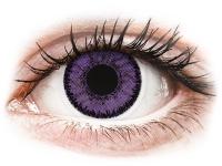 alensa.fi - Piilolinssit - Violetit Indigo piilolinssit - SofLens Natural Colors