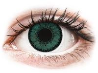 alensa.fi - Piilolinssit - Vihreät Jade piilolinssit - SofLens Natural Colors