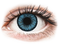 alensa.fi - Piilolinssit - Siniset Pacific piilolinssit - SofLens Natural Colors - Tehoilla