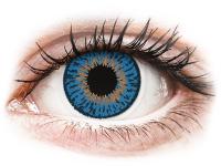 alensa.fi - Piilolinssit - Tumman Siniset piilolinssit - Expressions Colors