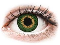 alensa.fi - Piilolinssit - Vihreät piilolinssit - Expressions Colors