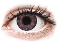 alensa.fi - Piilolinssit - Violetit Amethyst linssit - FreshLook ColorBlends - Tehoilla