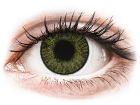 alensa.fi - Piilolinssit - Vihreät linssit - FreshLook ColorBlends - Tehoilla