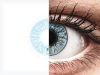 Siniset piilolinssit - FreshLook Color (2 kpl)
