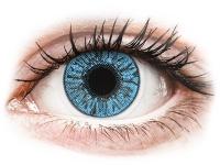 alensa.fi - Piilolinssit - Siniset Sapphire linssit - FreshLook Colors - Tehoilla