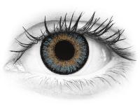 Siniset piilolinssit - FreshLook One Day Color (10 kpl)